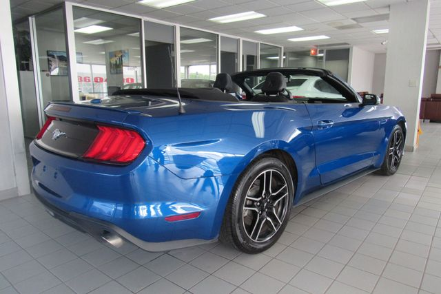 2018 Ford Mustang EcoBoost Premium W/ NAVIGATION SYSTEN/ BACK UP CAM Chicago, Illinois 10