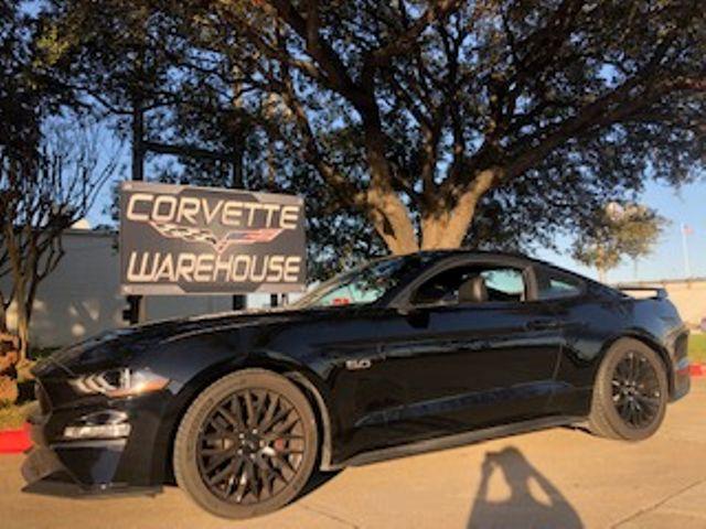 2018 Ford Mustang GT Premium, Shaker, MagneRide, NAV, 2k!  | Dallas, Texas | Corvette Warehouse  in Dallas Texas