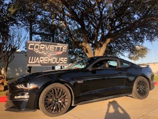 2018 Ford Mustang GT Premium, Shaker, MagneRide, NAV, 2k!  | Dallas, Texas | Corvette Warehouse  in Dallas Texas