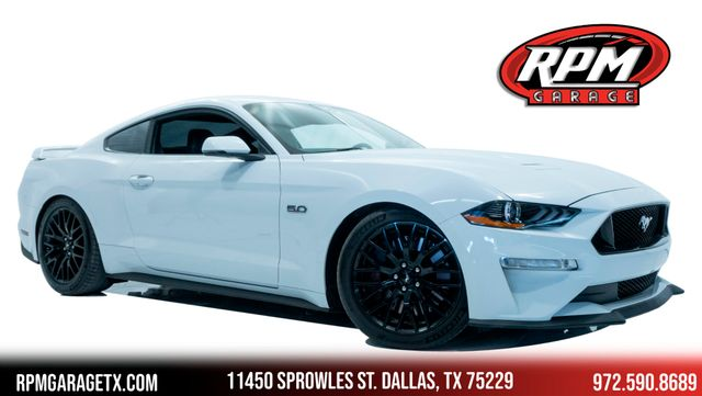 2018 Ford Mustang GT Premium Performance Pkg with Many Upgrades