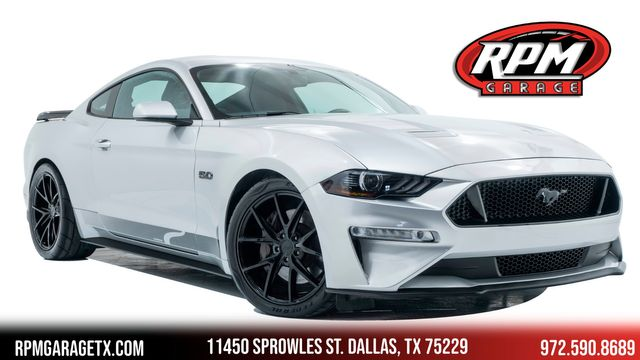 2018 Ford Mustang GT Supercharged with Many Upgrades