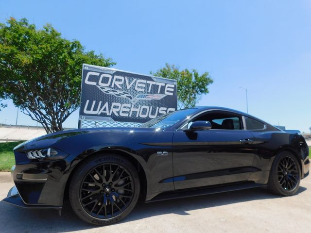 2018 Ford Mustang GT Coupe 6-Speed, CD Player, Borla, 11k