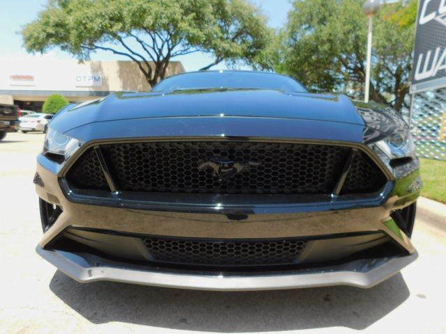 2018 Ford Mustang GT Coupe 6-Speed, CD Player, Borla, 11k in Dallas, Texas 75220