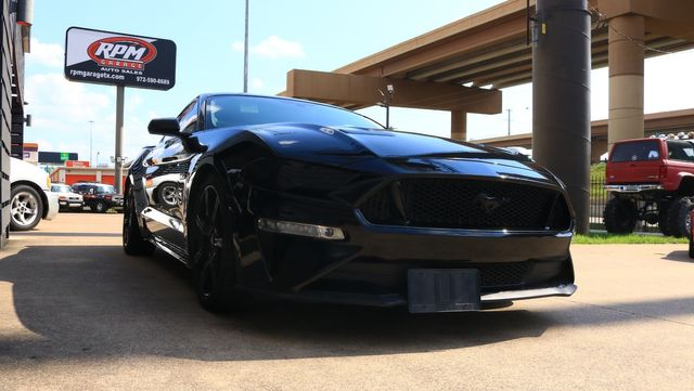 2018 Ford Mustang GT with Upgrades