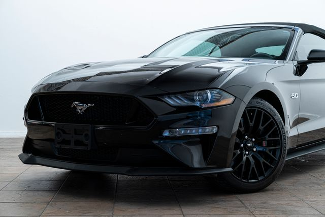 2018 Ford Mustang GT Premium Ultra Rare Performance Pkg Convertible in Addison, TX 75001