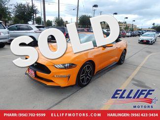 2018 Ford Mustang EcoBoost Premium in Harlingen, TX 78550