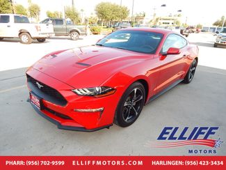 2018 Ford Mustang EcoBoost in Harlingen, TX 78550