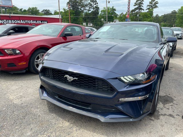2018 Ford Mustang Eco - John Gibson Auto Sales Hot Springs in Hot Springs Arkansas