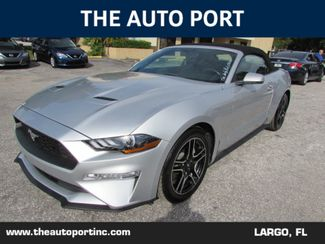 2018 Ford Mustang EcoBoost Premium in Largo, Florida 33773