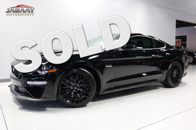 2018 Ford Mustang GT Premium Merrillville, Indiana