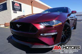 2018 Ford Mustang GT Premium Coupe GT Performance PACKAGE 6 Speed!   MESA, AZ   JBA MOTORS in Mesa AZ