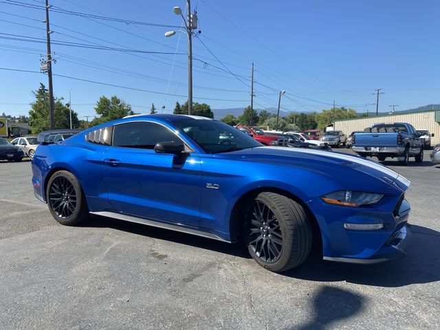 2018 Ford Mustang GT Premium Coupe 2D in Missoula, MT 59801