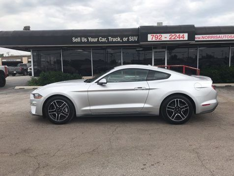 2018 Ford Mustang EcoBoost Premium | Oklahoma City, OK | Norris Auto Sales (NW 39th) in Oklahoma City, OK