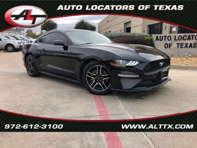 2018 Ford Mustang EcoBoost in Plano, TX 75093