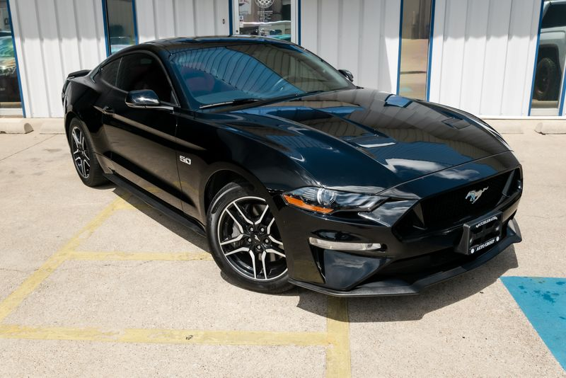 2018 Ford Mustang GT Premium in Rowlett, Texas