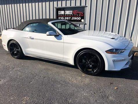 2018 Ford Mustang Eco Premium in San Antonio, TX