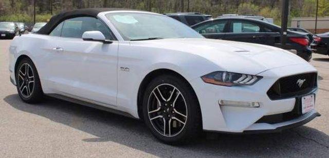 2018 Ford Mustang GT Premium St. Louis, Missouri 1