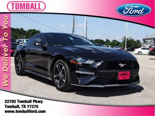 2018 Ford Mustang I4