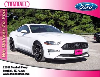2018 Ford Mustang I4 in Tomball, TX 77375