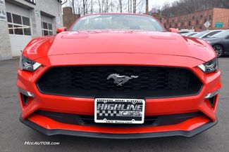 2018 Ford Mustang EcoBoost Premium Waterbury, Connecticut 9