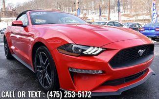2018 Ford Mustang EcoBoost Premium Waterbury, Connecticut 6