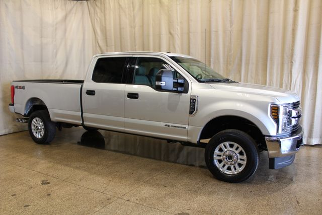 2018 Ford Super Duty F-250 Diesel 4x4 longbed XLT in Roscoe, IL 61073