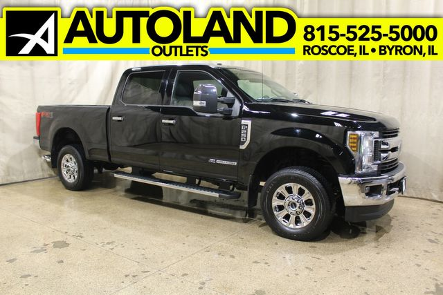 2018 Ford Super Duty F-250 Diesel 4x4 XLT