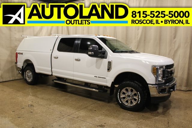 2018 Ford Super Duty F-250 diesel long bed XLT
