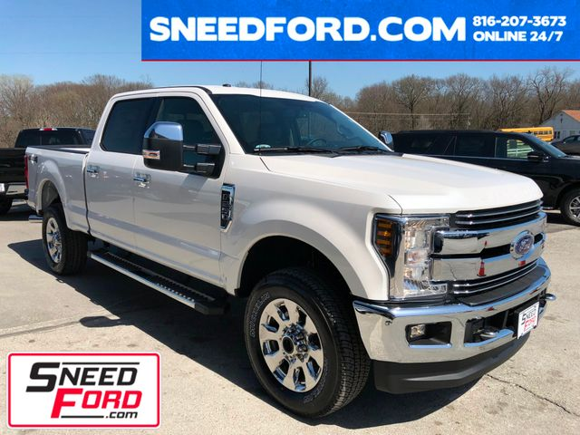 2018 Ford Super Duty F-250 Lariat 4X4