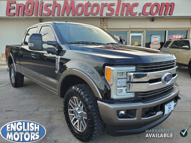 2018 Ford Super Duty F-250 Pickup King Ranch