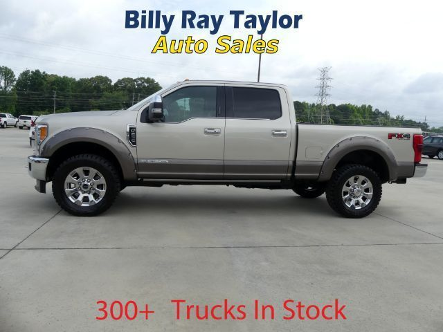 2018 Ford F250 King Ranch