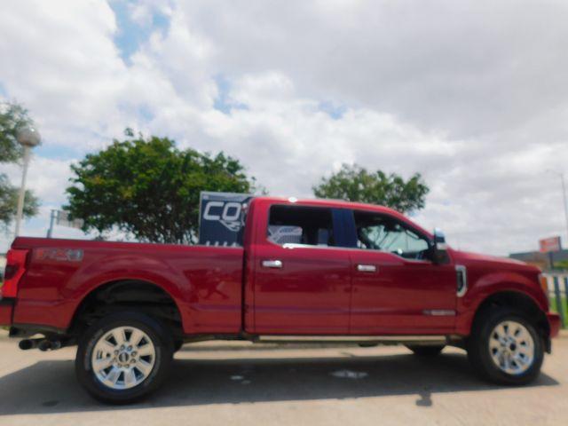 2018 Ford Super Duty F-250 Pickup 4x4 Platinum Ultimate 6.7L, NAV, Chromes 46k in Dallas, Texas 75220