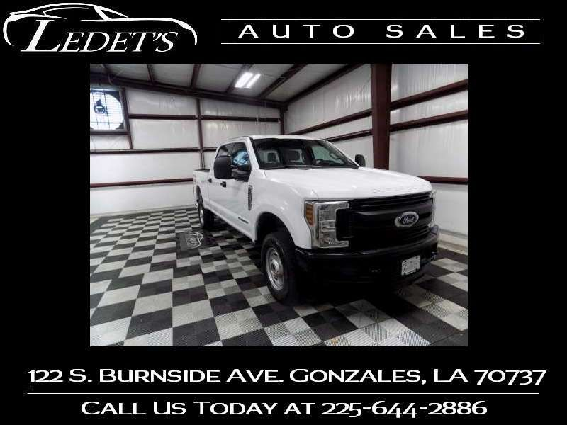 2018 Ford Super Duty F-250 Pickup XL - Ledet's Auto Sales Gonzales_state_zip in Gonzales Louisiana
