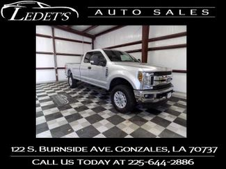 2018 Ford Super Duty F-250 Pickup XLT - Ledet's Auto Sales Gonzales_state_zip in Gonzales