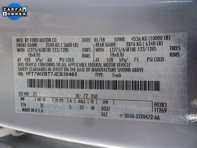 2018 Ford Super Duty F-250 Pickup XLT Madison, NC 50