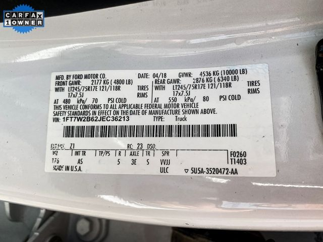 2018 Ford Super Duty F-250 Pickup XL Madison, NC 38