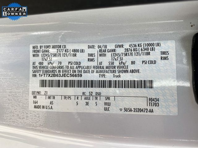 2018 Ford Super Duty F-250 Pickup XL Madison, NC 40