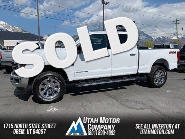 2018 Ford Super Duty F-250 Pickup LARIAT | Orem, Utah | Utah Motor Company in  Utah