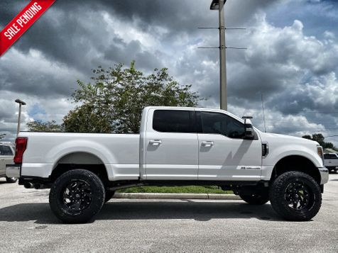 2018 Ford Super Duty F-250 Pickup LARIAT LIFTED LEATHER 37