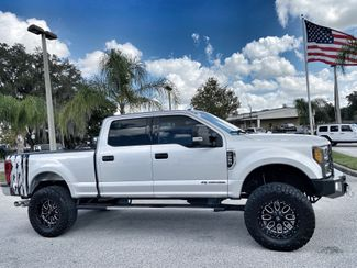 2018 Ford Super Duty F-250 Pickup LIFTED DIESEL CREW 4X4 37 NITTOs LEATHER  Plant City Florida  Bayshore Automotive   in Plant City, Florida