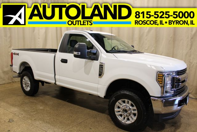 2018 Ford Super Duty F-250 long bed 4x4 XLT