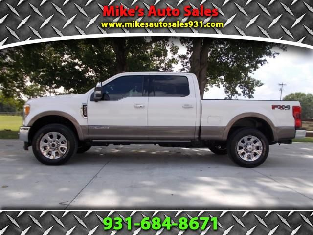 2018 Ford Super Duty F-250 Pickup King Ranch Shelbyville, TN
