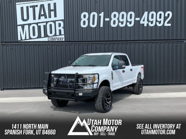 2018 Ford Super Duty F-250 Pickup XLT