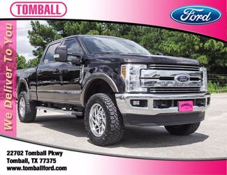 2018 Ford Super Duty F-250 Pickup Lariat in Tomball, TX 77375