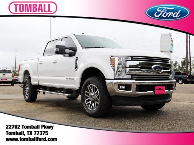 2018 Ford Super Duty F-250 Pickup Lariat