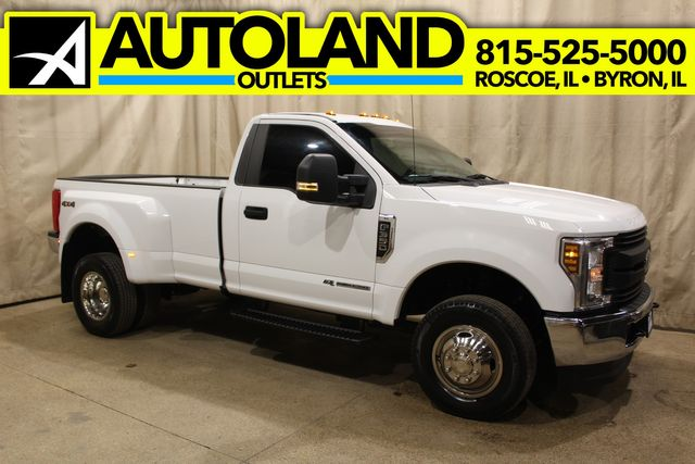 2018 Ford Super Duty F-350 diesel 4x4 Dually XL
