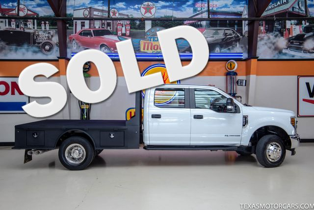 2018 Ford Super Duty F-350 DRW Chassis Cab XL 4x4