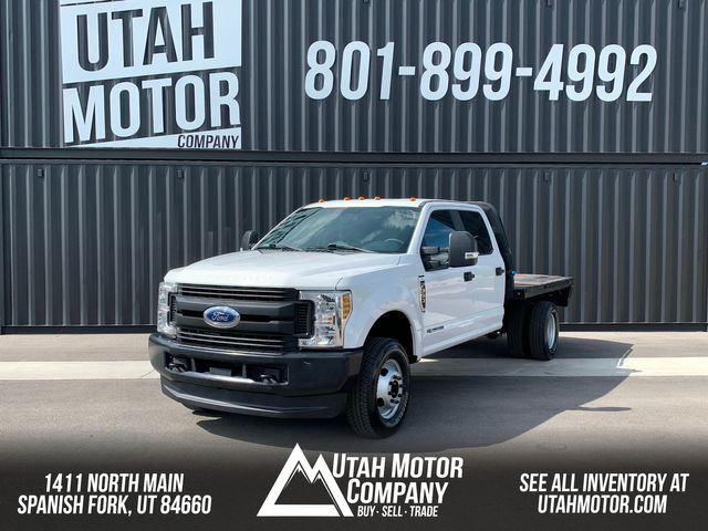 2018 Ford Super Duty F-350 DRW Chassis Cab XL