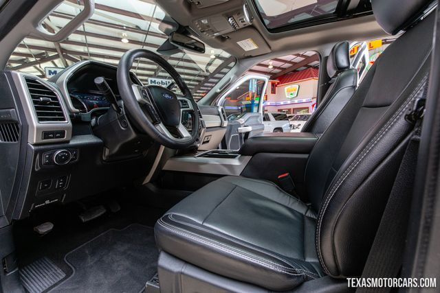 2018 Ford Super Duty F-350 DRW Pickup LARIAT in Addison, Texas 75001