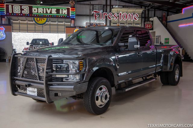 2018 Ford Super Duty F-350 DRW Pickup Lariat 4x4 in Addison, Texas 75001